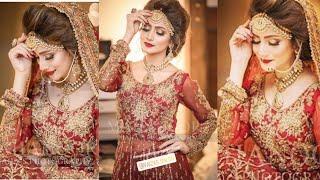 Zarish Khan Bridal Photo Shoot Look Most Beautiful Girl