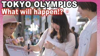 The Tokyo Olympics Volunteering issue: Japanese girls and boys on working for free 2020