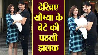 Saumya Tandon shares First photo of her son with fans ; Check out here | Boldsky