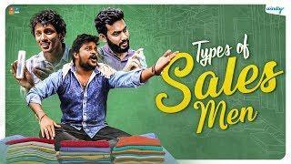 Types of Sales Men Ft. Mahathalli || Wirally Originals