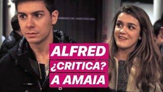 ¿ALFRED CRITICA A AMAIA TRAS SU INCIDENTE EN LOS GOYA 2019? ¡¡SE LÍA PARDA EN LAS REDES!!