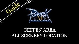 All Scenery Location - Geffen Area - Ragnarok M: Eternal Love