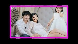 Top Shamcey Supsup Shares New Born Baby Boy's Photo