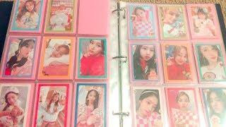 "TWICE ""What Is Love?"" Album Photocard Collection Update"