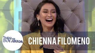 Fast Talk with Chienna Filomeno | TWBA