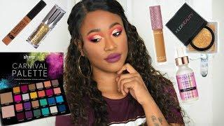 FULL FACE TESTING NEW MAKEUP! CARNIVAL PALETTE, COLLECTION CONCEALER & MORE!
