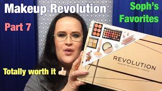 MAKEUP REVOLUTION SOPH'S FAVORITES COLLECTION | UNBOXING & REVIEW | I ABSOLUTELY LOVE THIS!!!