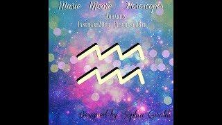 MARIE MOORE AQUARIUS ASTROLOGY/TAROT JULY 2018 MONTHLY HOROSCOPE