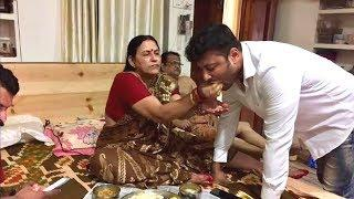 Anubhav Mohanty Real Life Style Unseen Family Photo Collection