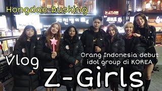 Orang Indonesia jadi member girl group di KOREA | Z-Girls
