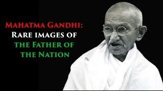 Mahatma Gandhi: Rare photos of the 'Father of the Nation'