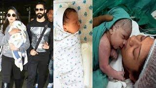 Shahid Kapoor and Mira Rajput Blessed with a Baby Boy and welcome their  second child
