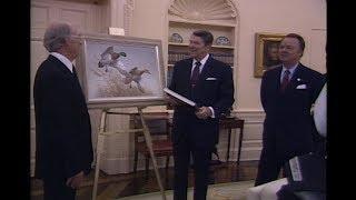 President Reagan's Photo Opportunities on January 21, 1988