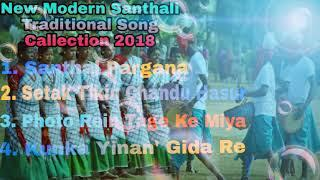 New Modern Santhali Traditional Song Collection 2108