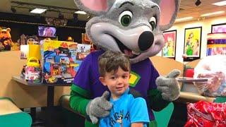 Chuck E. Cheese's Workers Throw Party for Boy After No One Came to His Birthday