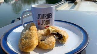 Oxford Canal to Banbury - Cakes, Coffee and Lady on a Horse - 69