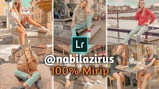 Cara Edit Foto Ala @Nabilazirus Di Lightroom cc Android | Insya Allah 100% Mirip