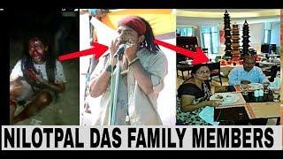 Died Artist Nilotpal Das Mother , Father and Family members Pictures
