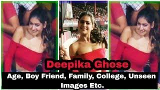 Viral RCB Girl Deepika Ghose bio age boy friend college unseen image family