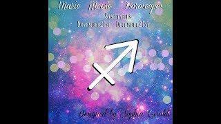 MARIE MOORE SAGITTARIUS SEPTEMBER 2018 MONTHLY HOROSCOPE