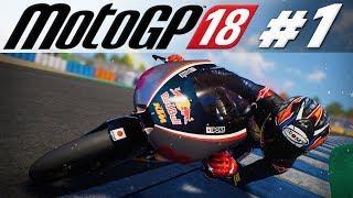 MotoGP 18 | RIDER CAREER #1 | DEBUT TIME! | Jerez & Mugello (Pro)