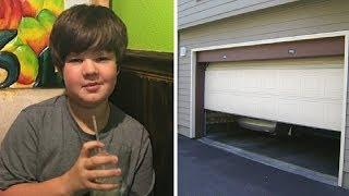 12-year-old commits suicide in the garage: When parents find a note their hearts break