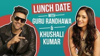 Guru Randhawa & Khushali Kumar's Lunch Date with Pinkvilla | Bollywood | Raat Kamaal Hai
