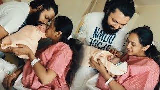 Lasya Manjunath Blessed With Baby Boy | Lasya Manjunath | Tollywood  Nagar