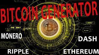 Generate Bitcoin - Claim 0.25 - 1 Bitcoin - f1 live test day 7
