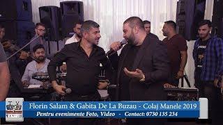 Florin Salam & Gabita De La Buzau - Vorbe la secunda Colaj Manele 2019 By Barbu Events