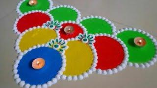 New Stylish Rangoli Designs Very Beautiful Rangoli photo collection Images Design ll Fashion Point
