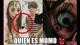 Quien es Momo Por que le tienen miedo????????????