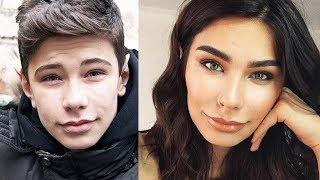 MTF Transition of Julia Geltsman (Boy To Girl)