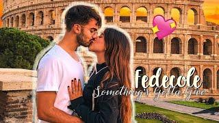 Fede y Nicole (Fedecole) - Something's Gotta Give ❤️