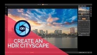 Create a Stunning HDR Cityscape - ON1 Photo RAW