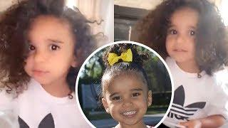 Dream Kardashian video cute 'Beautiful and Sweet Girl'