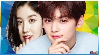 Astro Cha Eunwoo vs Girl idols