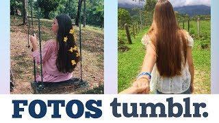 CRIANDO FOTOS TUMBLR NA FAZENDA! | Hi Girls Sisters