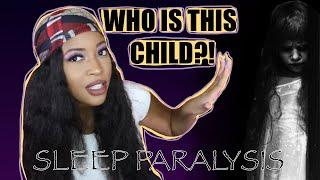 SLEEP PARALYSIS STORY #2 - THE LITTLE GIRL ON MY COUCH