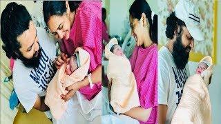 Anchor Lasya Blessed with a Baby Boy || Lasya Manjunath Baby Boy Photos || Creative Gallery