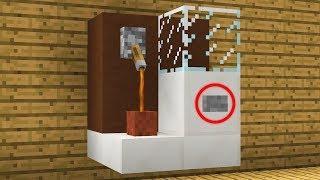 Como fazer uma Máquina de Café Funcional no Minecraft Pocket Edition!