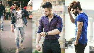 Top 10 Natural Photo Pose for Boys to impress girls