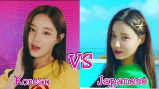 Korean Mv VS. Japanese Mv [ Girl Group Edition ]