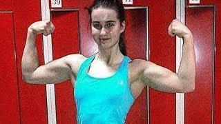 16 years old biceps girl Adela