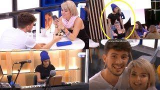 Alba sigue tiendo la foto con Natalia de fondo de pantalla, celebremos ????????