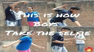 How Boys and Girls take Selfie #selfie