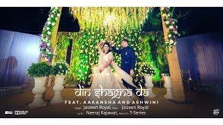 FOTO ME Engagement Teaser 2019 | Din Shagna Da  | Akanksha & Ashwini |  RANCHI  |  HD