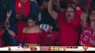 RCB Match! RCB fan trending girl today