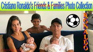 Cristiano Ronaldo's Friends & Families Photo Collection!