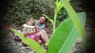 Tang Nget!! sweetest boy and sweet girl in forest, What Are You Doing Bro?